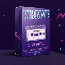 OSTAudio Retrowave Cassette Tape WAV