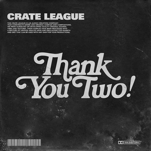 The Crate League Thank You Vol  2 Compositions & Stems WAV – r2rdownload