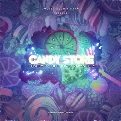 Candy Store: Custom Production Library Vol. II WAV