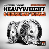 MS Heavyweight G-House Rap Vocals WAV REX