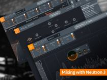 Groove3 Mixing with Neutron 3 TUTORiAL-SYNTHiC4TE