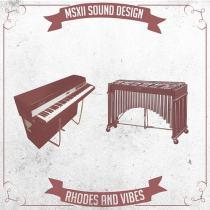 MSXII Sound Rhodes and Vibes 1-3 WAV