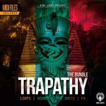 King Loops Trapathy Bundle (Vol.1-3) WAV MIDI