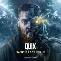 Splice Sounds QUIX Sample Pack Vol. 2 WAV