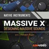 Ask Video Massive X 201 Designing Massive Sounds TUTORIAL
