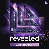 Alonso Sound Revealed Vocal Chops Vol. 1 WAV