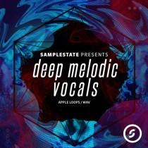 Sample State Deep Melodic Vocals WAV
