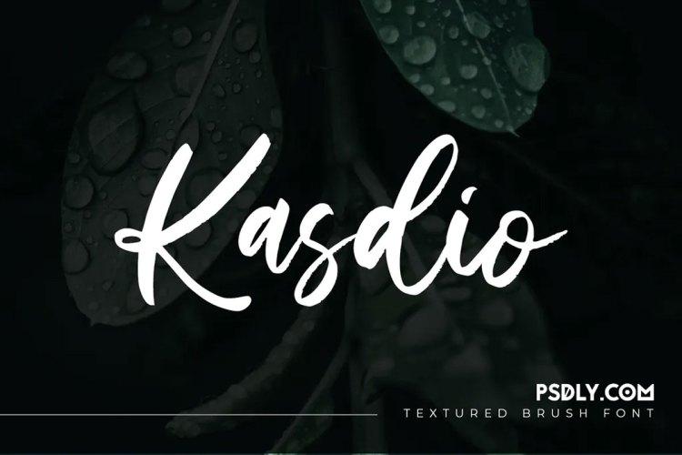 Download Kasdio Casual Brush Font !-r2r free download - r2rdownload