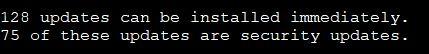 Ubuntu updates can be installed immediately