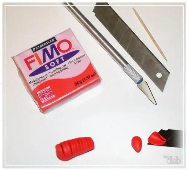 Aqui estão as lâminas especialmente convenientes para cortar argila de polímero