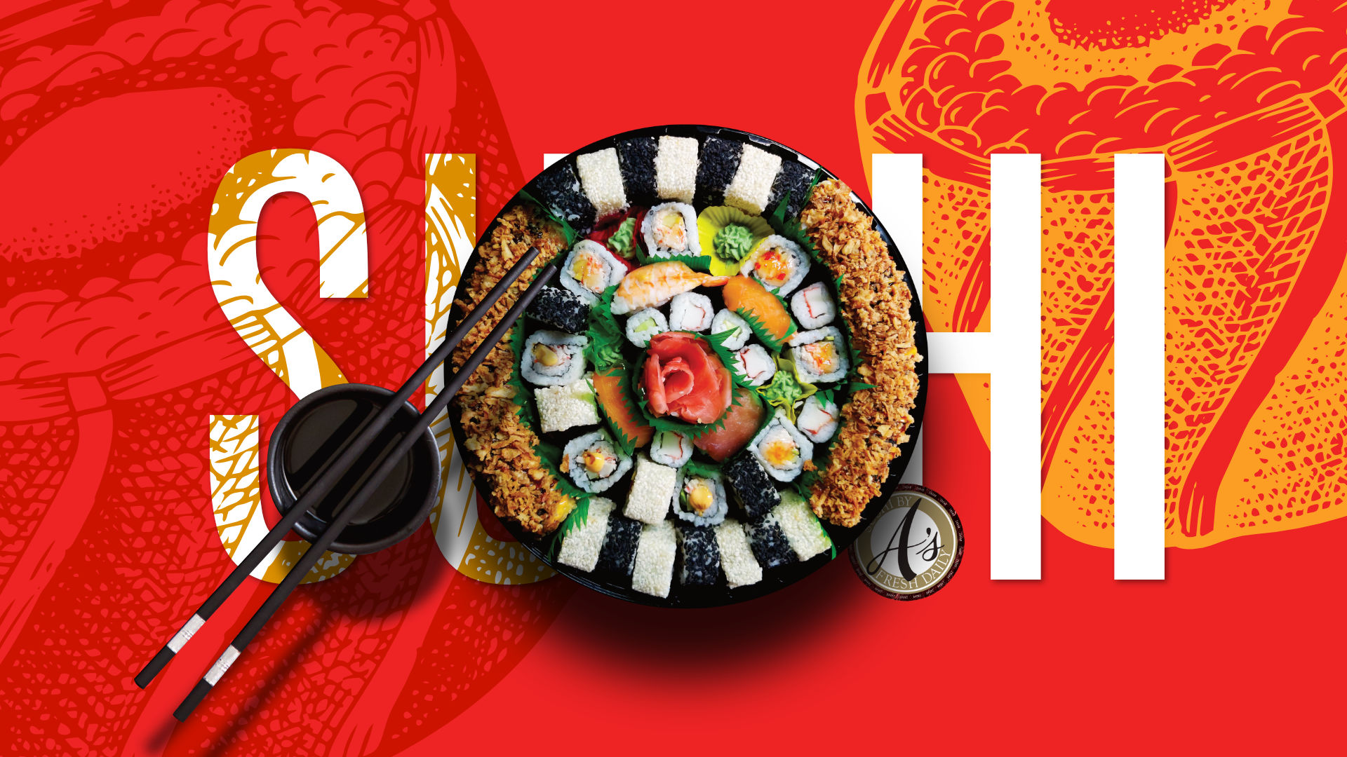 sushi by as
