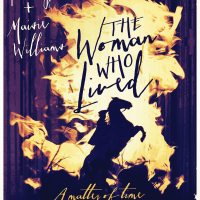 Stuart Manning poster for The Woman Who Lived