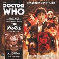 The Second Doctor Volume One reviewed