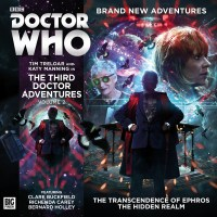 Third Doctor Adventures Volume 2 review
