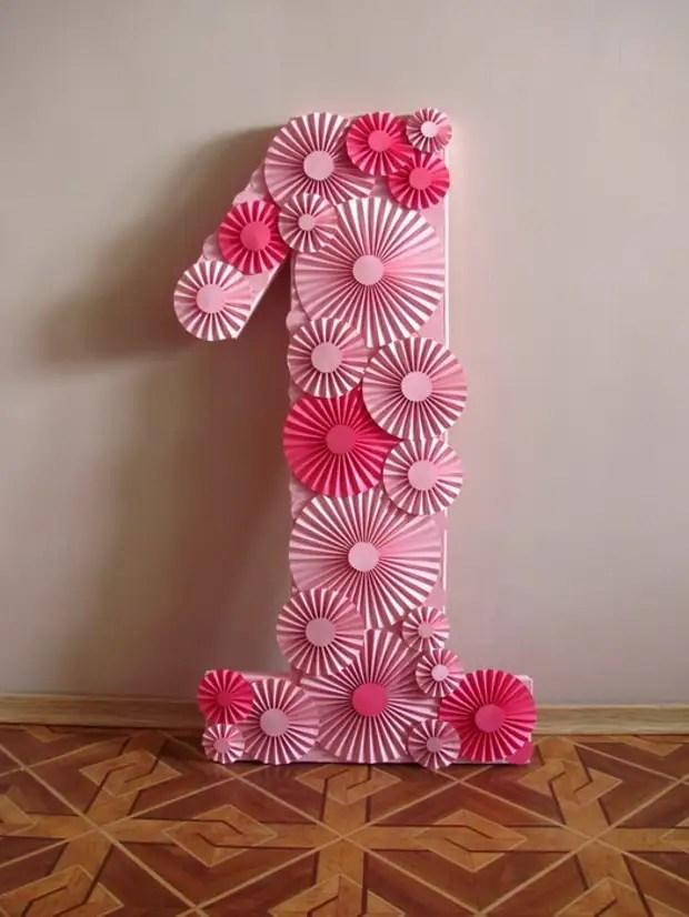 De paraguas de papel
