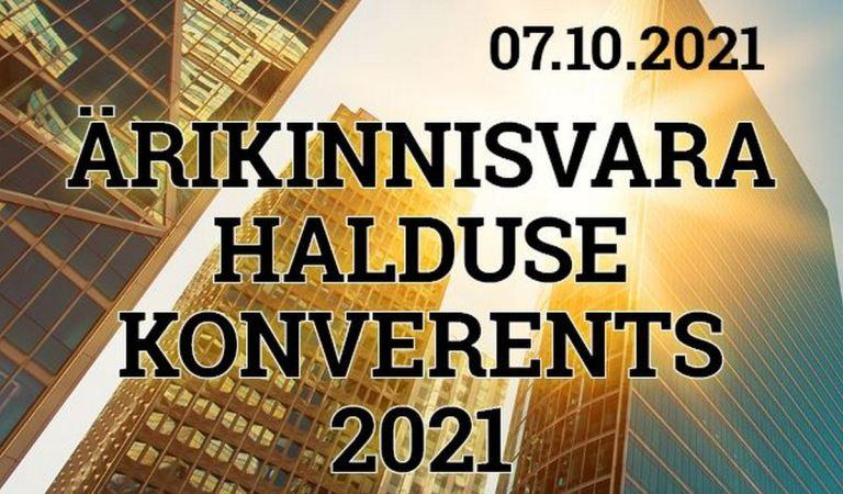 Ärikinnisvara halduse konverents 2021