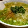 勝田台,麺や田中,青唐辛子麺