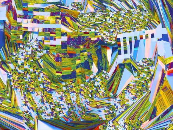 """Titel: cortex094 (aus der Serie """"CORTEX"""")"""