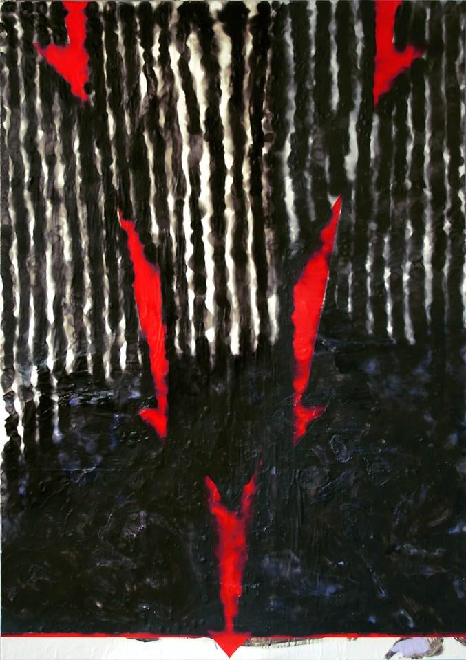 """Titel: Territorium (aus der Serie """"Schwarze Serie"""")"""