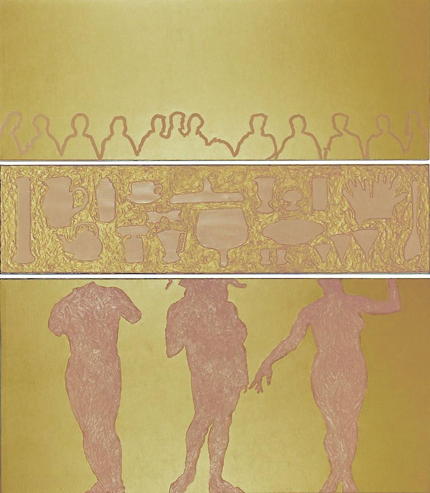 """Titel: Der Organismus (aus der Serie """"Schautafeln"""")"""