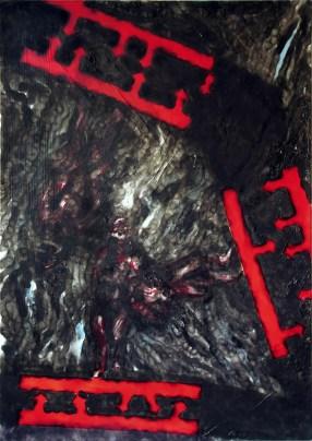 """Titel: Operation (aus der Serie """"Schwarze Serie"""")"""