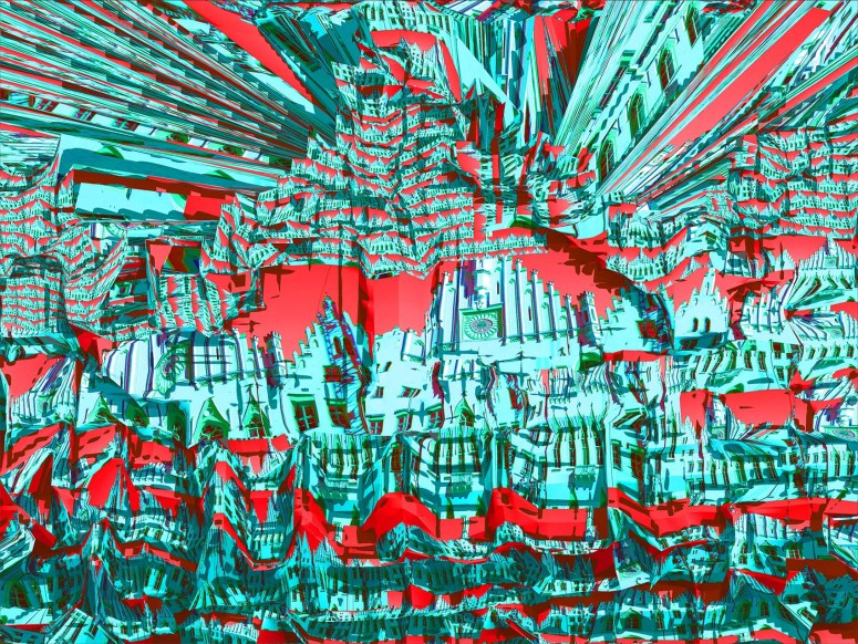 """Titel: cortex136 (aus der Serie """"CORTEX"""")"""