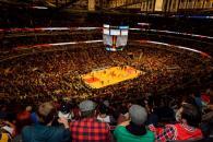 NBA 公牛 vs 勇士