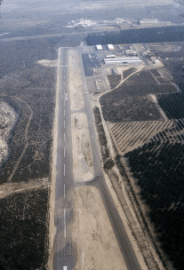 Redlands Airport in the 70's