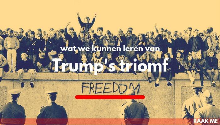 9 november in een ander jaar: de val van de Berlijnse muur