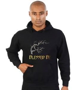 blessed be pagan hoodie