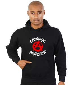 original anarchist black hoodie