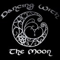 dancing with the moon pagan design
