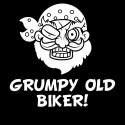 grumpy old biker design