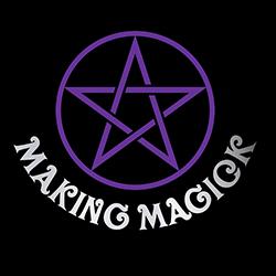 making magick pagan design