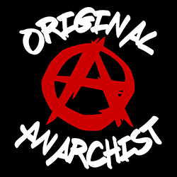original anarchist punk design