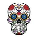sugar skull design 10