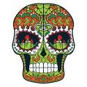 sugar skull design 07
