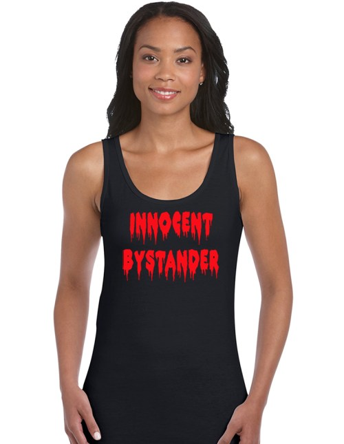 innocent bystander funny shirt