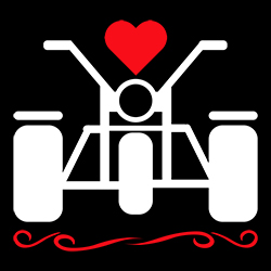 love trikes ladies biker design