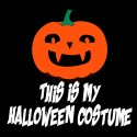 this is my halloween costume funny shirt