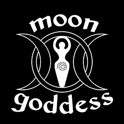 moon goddess ladies pagan shirt