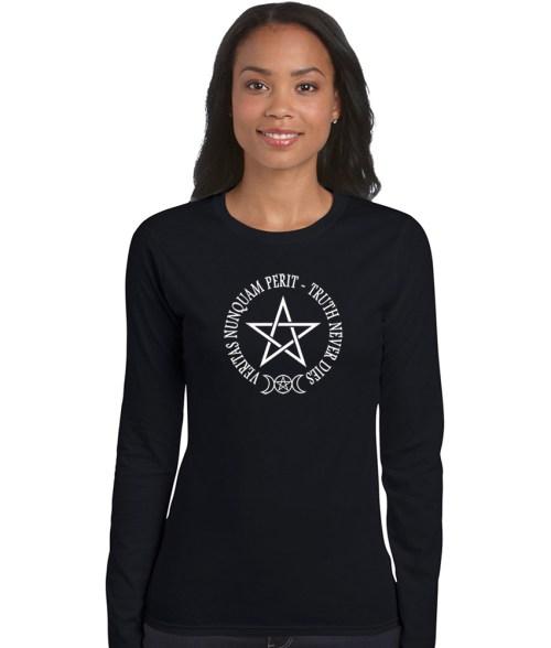 truth never dies pagan shirt