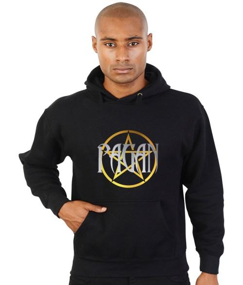 pagan pentacle hoodie