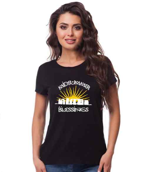 midsummer blessings pagan shirt