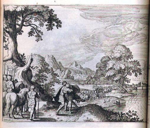 English Bible 1675, Cambridge, England, Gross Family Collection, Tel Aviv
