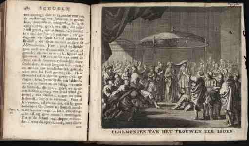Shcoole der Jooden, Johannes Buxtorf, Roterdam, 1731, Gross Family Foundation