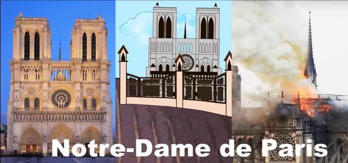 собор парижской богоматери, собор в Париже, пожар во Франции, пожар в Париже, загорелся собор