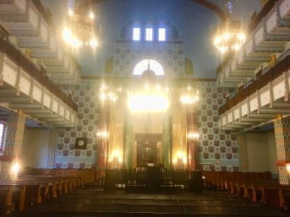 The Orthodox sanctuary