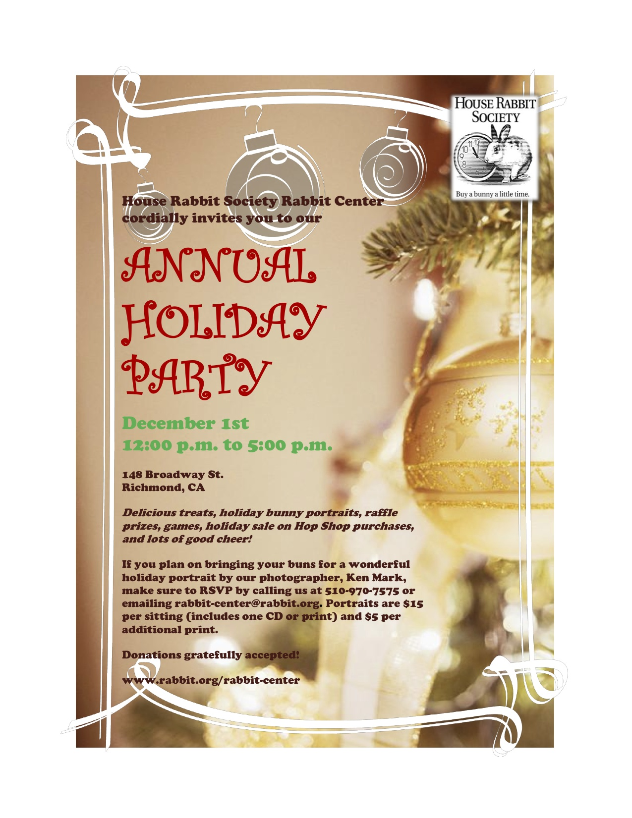 Holiday Office Party Themes