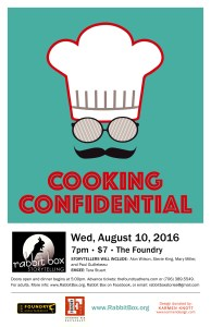 Read more about the article Cooking Confidential